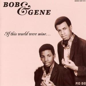 bob & Gene CD Front