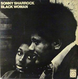 Sonny Sharrock - 1969 - Black Woman Cover