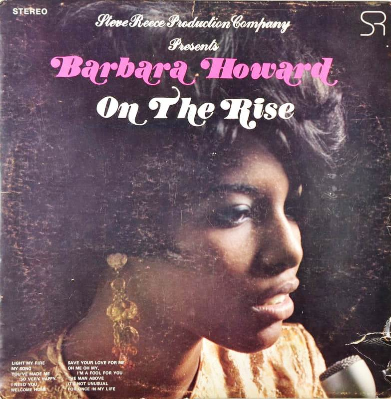 Barbara Howard 1969 On The Rise Free Download Funk My Soul